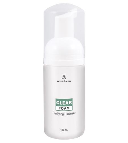 Anna Lotan Clear Foam Purifying Cleanser Очищающая пенка Клир, 125 мл