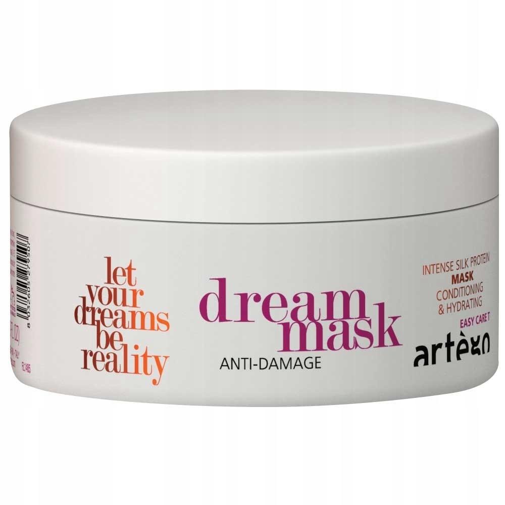 Artego Dream Mask Восстанавливающая Маска, 500 мл artego маска для тонирования шоколад color shine mask chocolate 200 мл