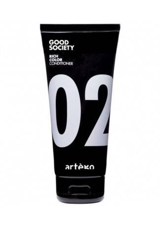 Artego Кондиционер для Окрашенных Волос Rich Color Conditioner, 200 мл biosilk пена для объема средней фиксации объемная терапия 360 гр