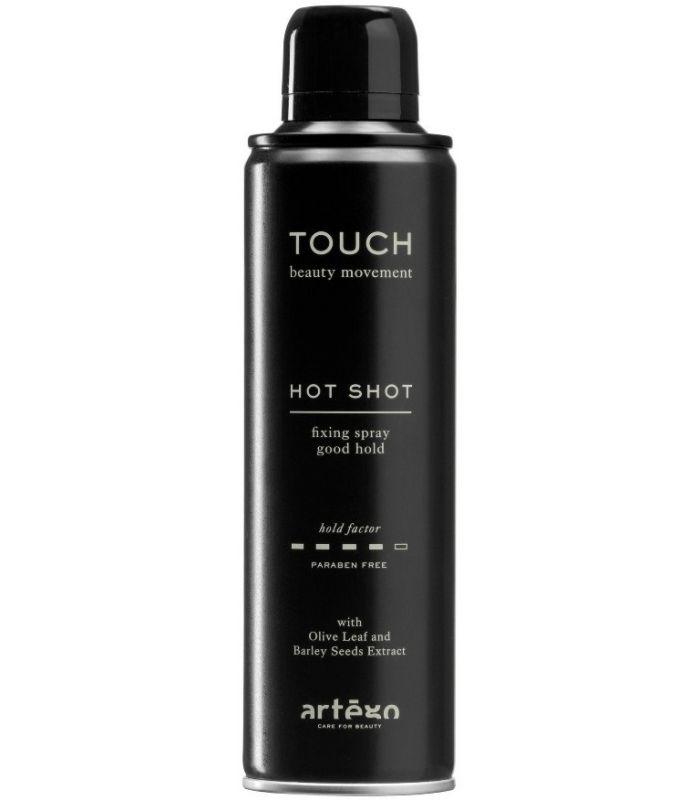 Artego Лак для Волос Средней Фиксации Hot Shot, 500 мл paul mitchell лак для волос средней фиксации super clean spray 300 мл