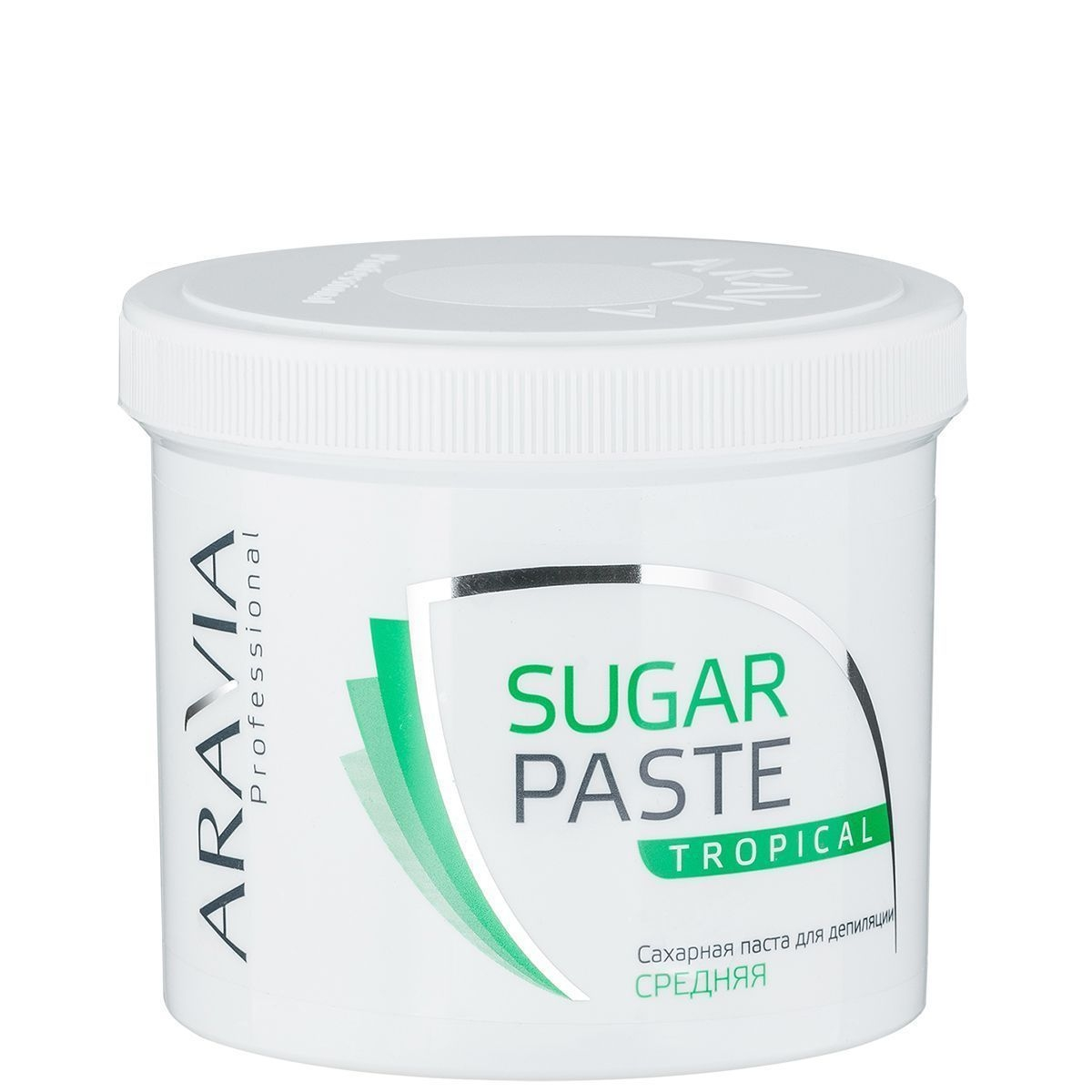 ARAVIA Сахарная Паста для Депиляции Тропическая Средней Консистенции, 750 гр
