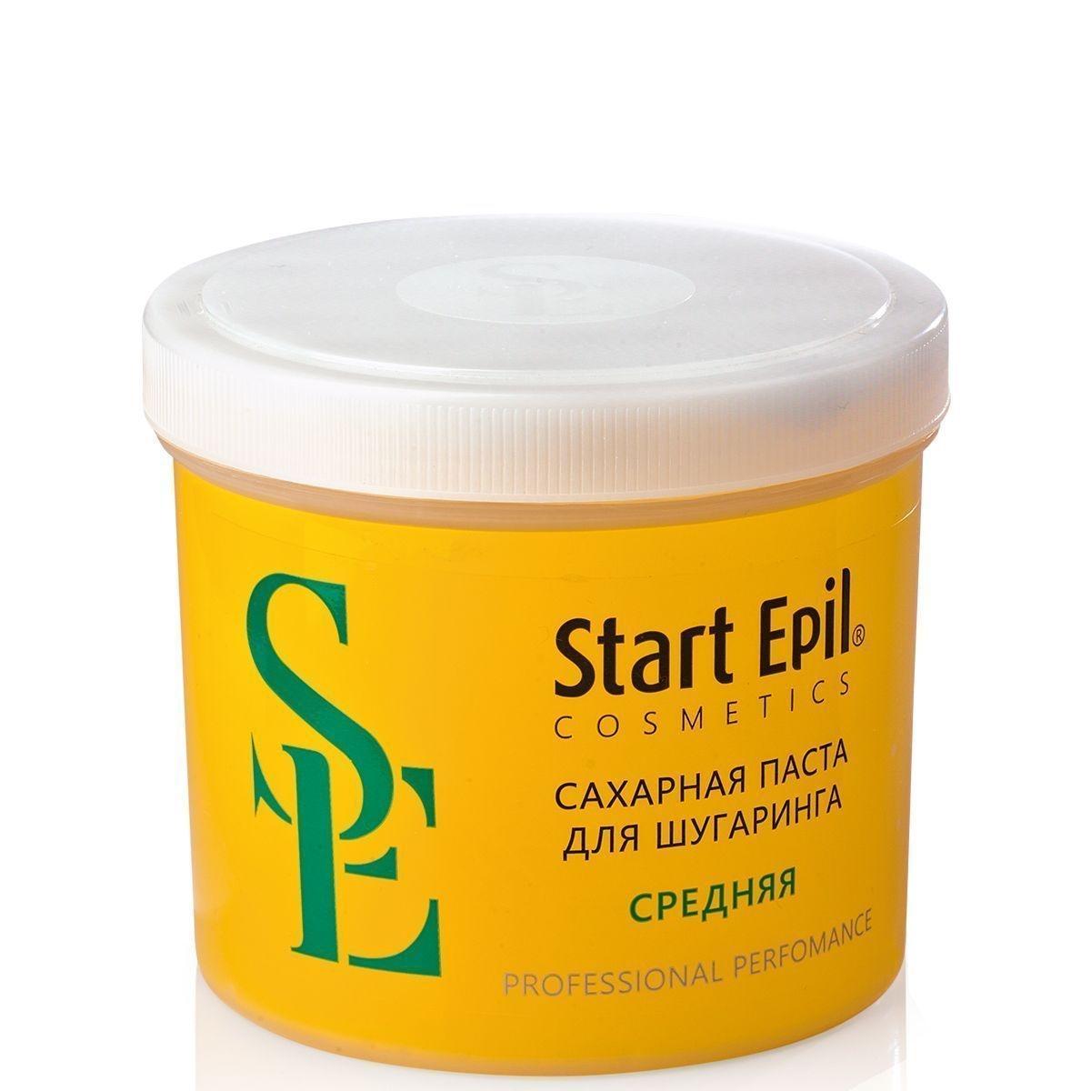 ARAVIA Start Epil Сахарная Паста для Депиляции Средняя, 750 гр