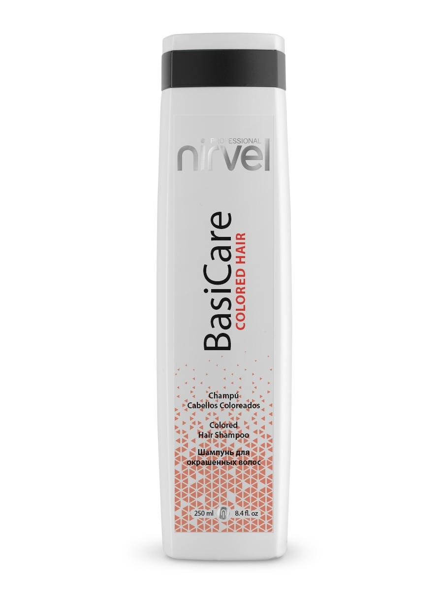 Фото - Nirvel Professional Шампунь Colored Hair Shampoo для Окрашенных Волос, 250 мл sebastian professional шампунь color ignite multi для окрашенных в несколько тонов волос 250 мл