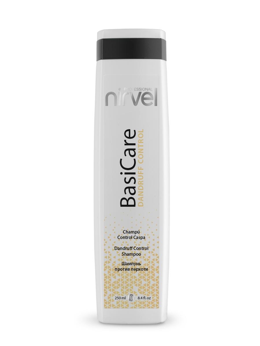 Фото - Nirvel Professional Шампунь Dandruff Control Shampoo против Перхоти, 250 мл nirvel professional шампунь shampoo color brown оттеночный коричневый 250 мл