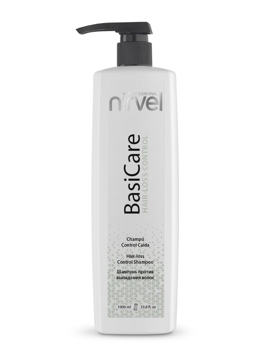Фото - Nirvel Professional Шампунь Hair-Loss Control Shampoo против Выпадения Волос, 1000 мл miriamquevedo шампунь extreme caviar special hair loss shampoo против выпадения волос с экстрактом черной икры 250 мл