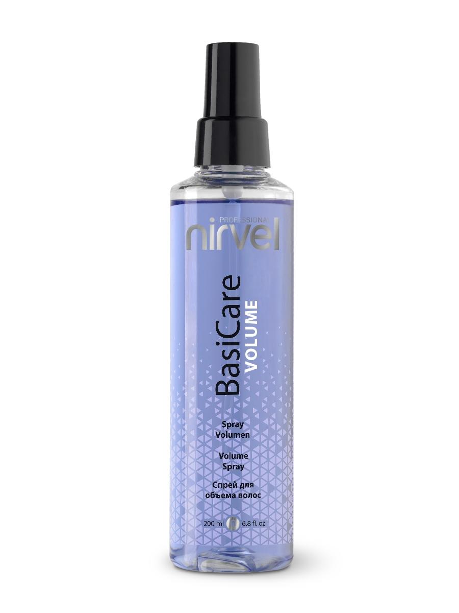 Nirvel Professional Спрей Volume Spray для Объема Волос, 200 мл