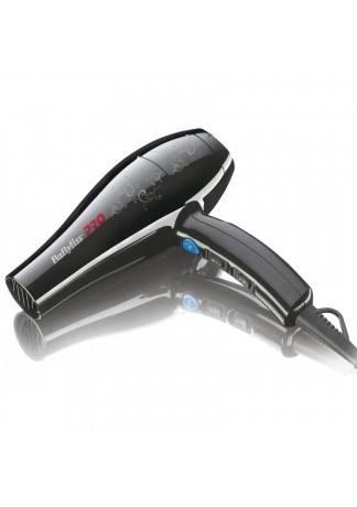 BABYLISS Фен Pro Light 2000W Легкий Бесшумный (Черный с Рисунком) babyliss фен pro light 2000w легкий бесшумный черный с рисунком