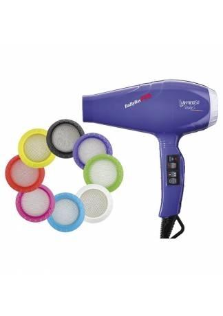 BABYLISS Фен Профессиональный Luminoso Фиолетовый
