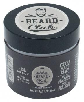 Beard Club Паста Beard Club Экстра Матовая с Белой Глиной, 100 мл
