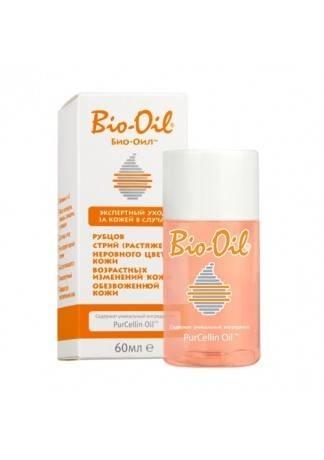 Bio-oil Масло Косметическое для Тела, 60 мл bio oil масло косметическое от шрамов растяжек неровного тона 25мл