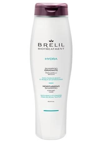 Brelil Professional Шампунь Увлажняющий Hydra Shampoo, 250 мл цены