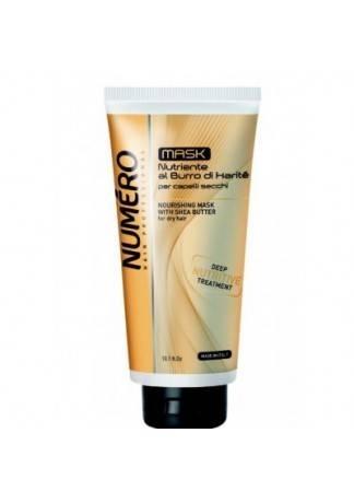 Фото - Brelil Professional Маска с маслом карите для сухих волос, 300 мл brelil professional маска для придания бриллиантового блеска с маслом арганы и макадамии 300 мл
