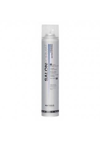 Brelil Professional Лак для волос экстрасильной фиксации Extra Strong Lacquer, 500 мл paul mitchell лак сильной фиксации для волос super clean extra 300 мл