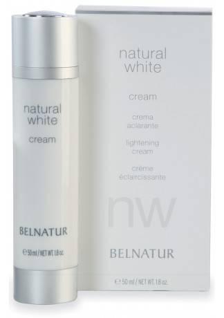 Belnatur Natural White Осветляющий Дневной Крем, 50 мл