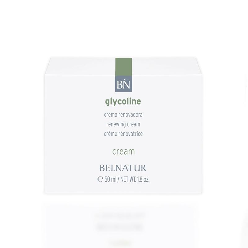 Belnatur Glycoline Cream Сокращающий Поры Крем с SPF30, 50 мл