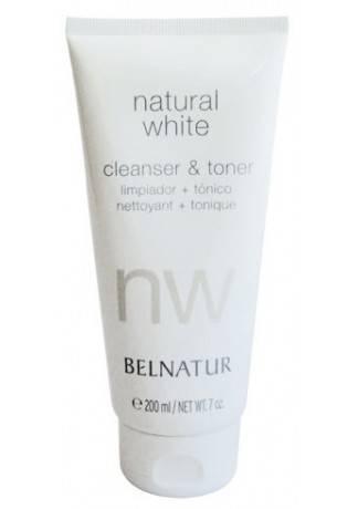 Belnatur Natural White Специальный Гель-Тоник для Очищения Кожи, 200 мл