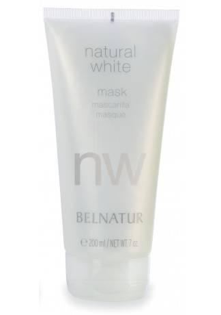 Belnatur Natural White Осветляющая и Увлажняющая Маска, 200 мл увлажняющая маска авен