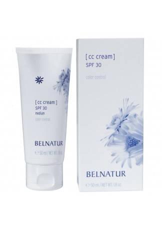 Belnatur CC Крем с Тональным Эффектом SPF 30/PA++, 50 мл