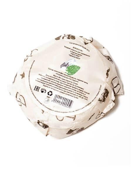 Borodist Твердый Шампунь «Fresh Mint», 85г недорого