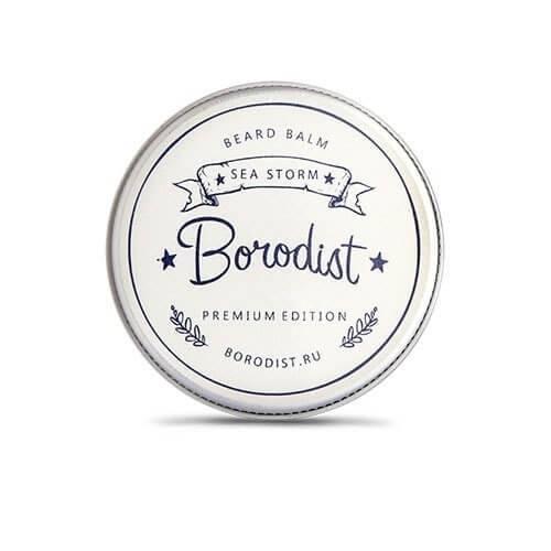 Borodist Бальзам для Бороды Premium «Sea Storm», 50г недорого