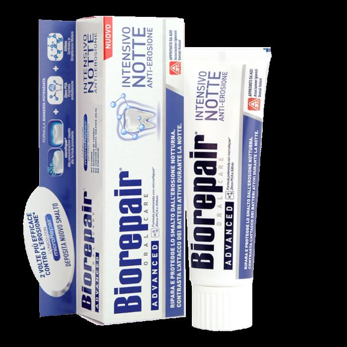 BIOREPAIR Паста Intensive Night Repair Зубная Ночное Восстановление, 75 мл