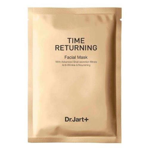 Dr.Jart+ Маска Time Returning Mask Антивозрастная с Муцином Улитки, 20г*10 шт