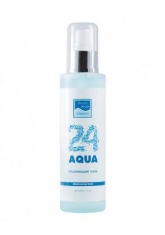 Beauty Style Увлажняющий Тоник «Аква 24» Moisturizing Tonic, 200 мл увлажняющий тоник для лица farmogal principi acuation tonic 125 мл