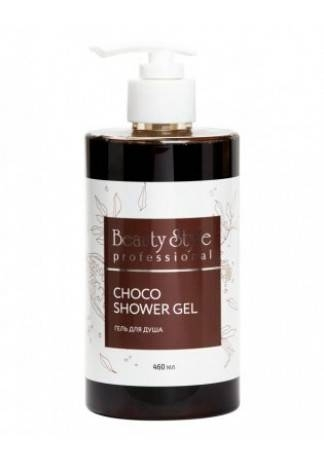 Beauty Style Гель для Душа Choco shower gel, 200мл Проф lotte almond choco ball 42g 10 420