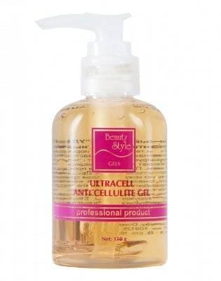 Beauty Style Гель Активный Ультрацелл Ultracell Ani-Cellulite Body Gel, 150 мл