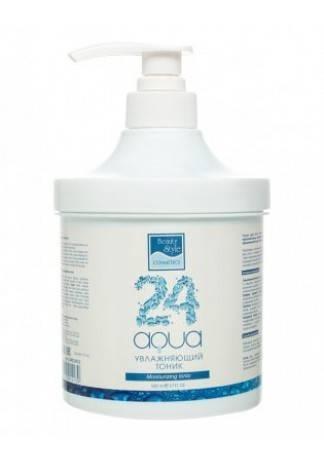 Beauty Style Увлажняющий Тоник «Аква 24» Moisturizing Tonic, 500 мл
