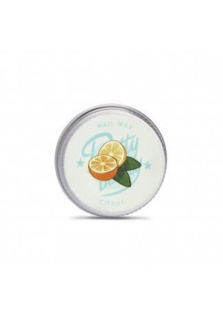 Bettyberry Воск Маникюрный для Кожи рук и Ногтей «Citrus», 13г borodist воск для усов premium air wax 13г