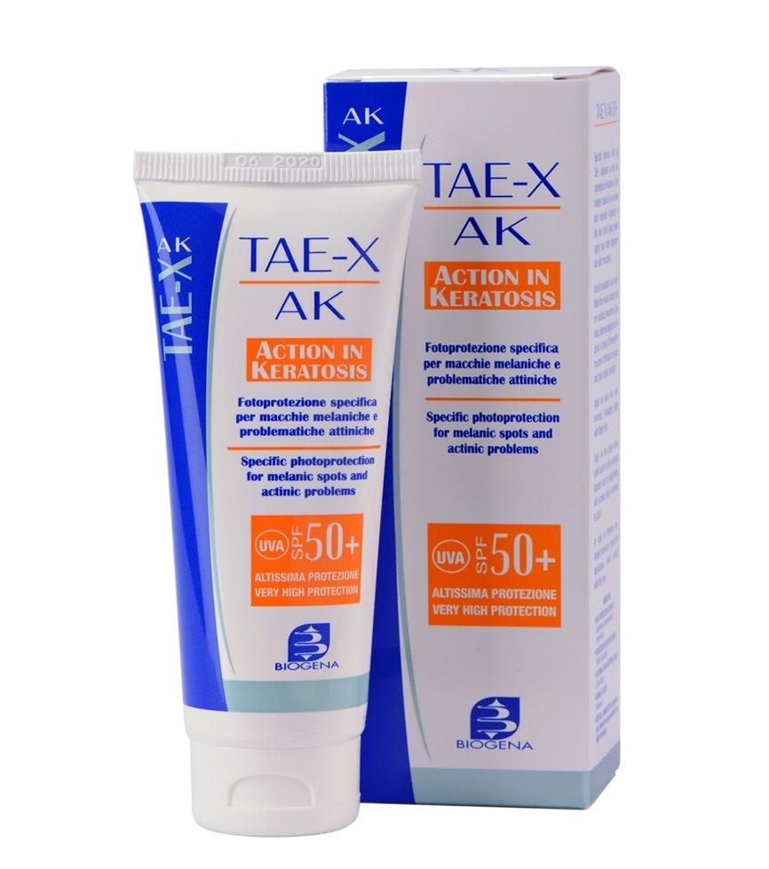 Histomer Солнцезащитный крем Тае против возрастной гиперпигментации SPF80 Tae X Ak, 50 мл