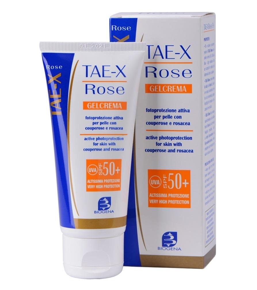 Histomer Солнцезащитный крем  для гиперчувствительной кожи Тае SPF80 Tae X Rose, 60 мл