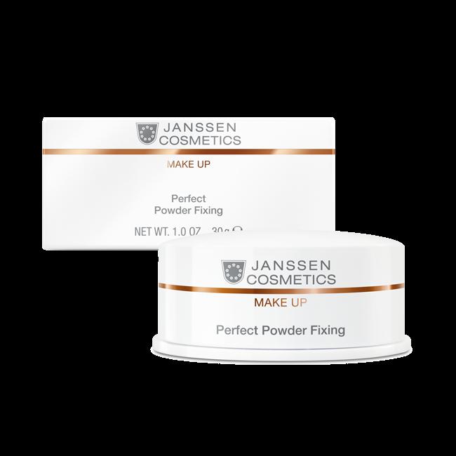 купить Janssen Специальная Пудра для Фиксации Макияжа Perfect Powder Fixing, 30г онлайн