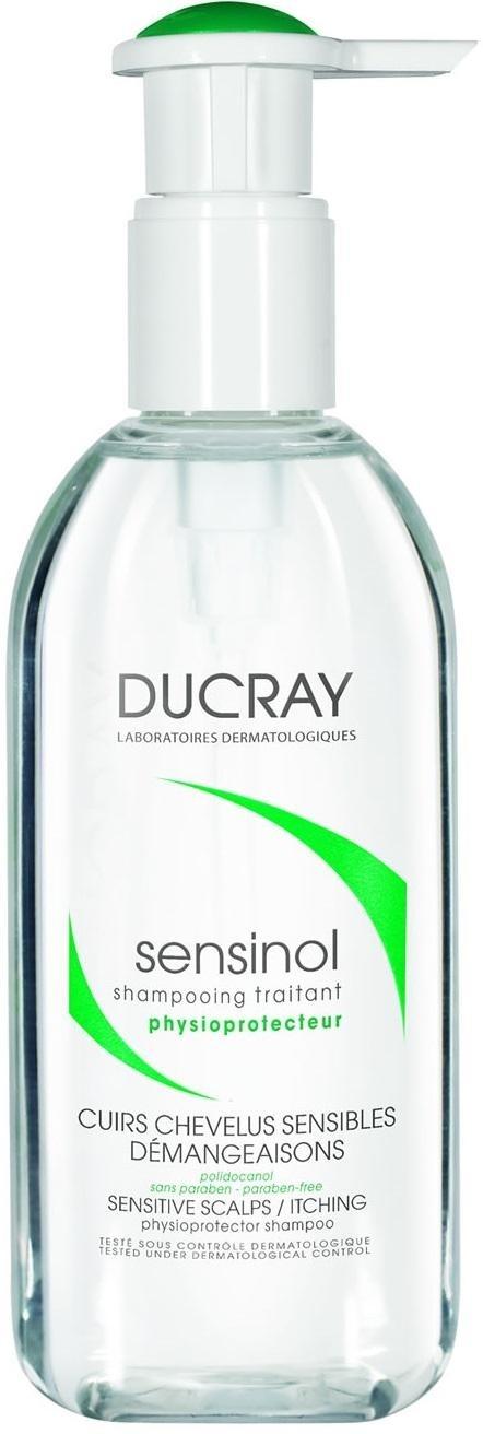 Ducray Физиологический Защитный Шампунь Сенсинол, 200 мл