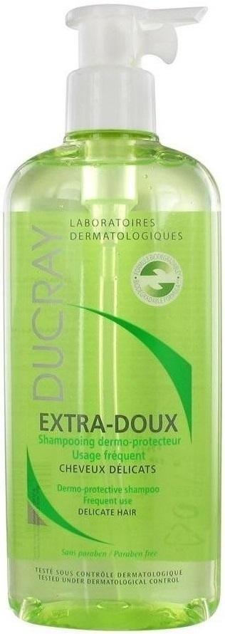 Ducray Шампунь для Частого Применения Экстра-Ду, 400 мл