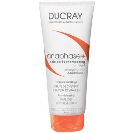 Ducray Кондиционер Anaphase+ для Ослабленных и Выпадающих Волос Анафаз+, 200 мл ducray неоптид лосьон от выпадения волос для мужчин 100 мл