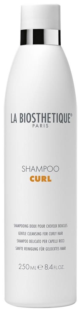 La Biosthetique Care Shampoo Curl Шампунь для кудрявых и вьющихся волос, 250мл artego шампунь для кудрявых волос perfect curl shampoo 1000 мл