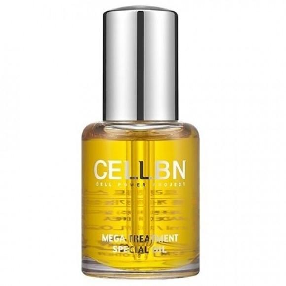 Cellbn Масло для Кожи и Волос Mega Treatment Special Oil, 30 мл