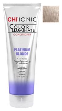 CHI Кондиционер Ionic Color Illuminate Оттеночный Платиновый Блонд, 251 мл недорого