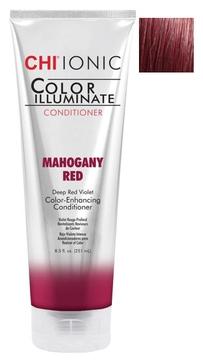 CHI Кондиционер Ionic Color Illuminate Оттеночный Красный Махагон, 251 мл недорого