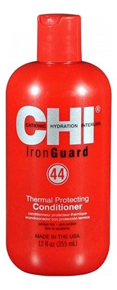 CHI Кондиционер Термозащита Iron Guard, 355 мл chi шампунь термозащита iron guard 625 мл