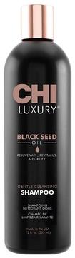 CHI Шампунь Luxury с Маслом Семян Черного Тмина, 355 мл chi luxury black seed oil curl defining cream gel