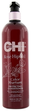 CHI Кондиционер Rose Hip Oil с маслом шиповника, 739 мл chi кондиционер luxury moisture replenish black seed oil 739 мл