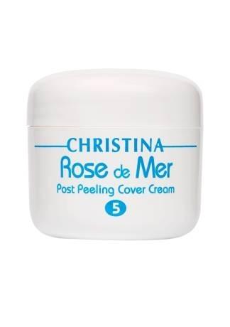 Christina Rose de Mer Постпилинговый Тональный Защитный Крем (Шаг 5), 20 мл набор роз де мер для постпилингового ухода 5 препаратов christina rose de mer