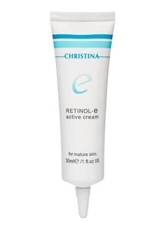 Christina Retinol E Активный Крем с Ретинолом, 30 мл christina крема израиль