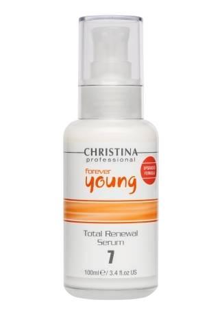 все цены на Christina Forever Young Омолаживающая Сыворотка Тоталь (Шаг 7), 100 мл онлайн