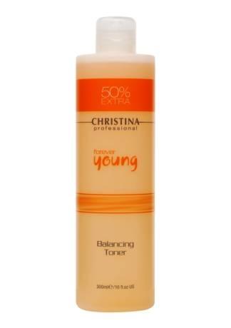 Christina Forever Young Балансирующий Тоник, 200 мл очищающий тоник для лица балансирующий christina comodex purify