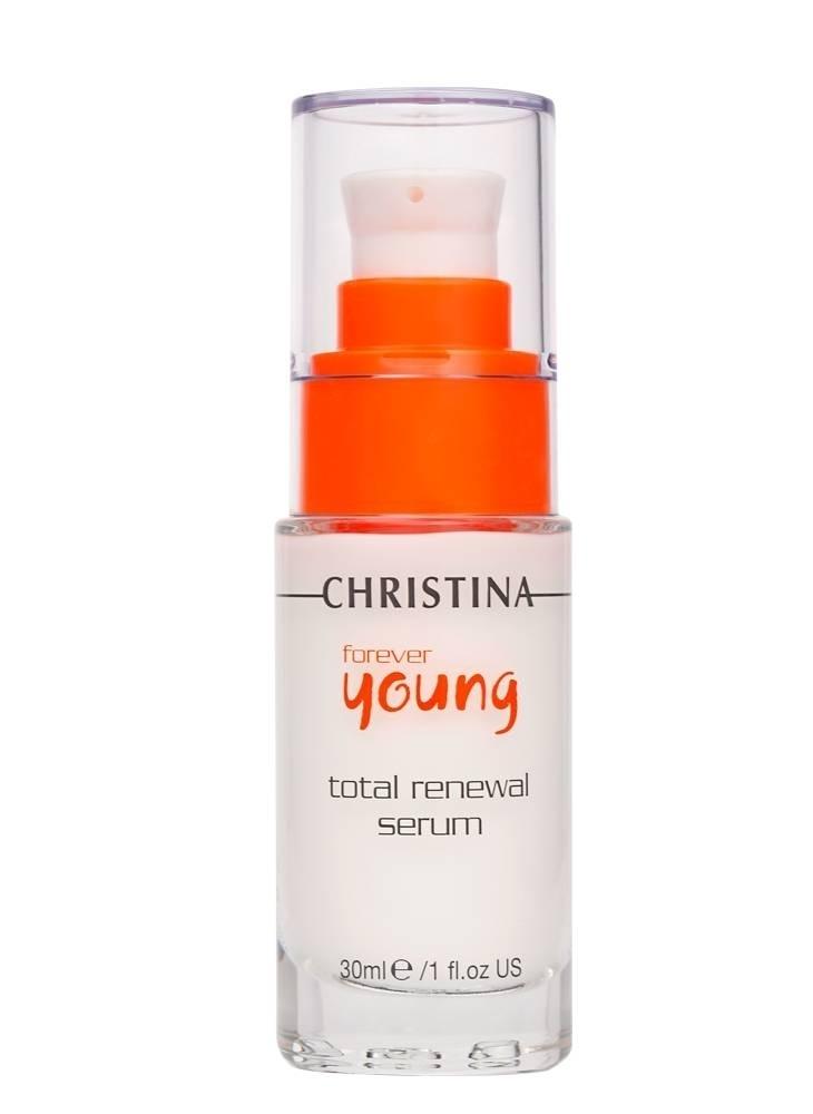 все цены на Christina Forever Young Омолаживающая Сыворотка Тоталь, 30 мл онлайн