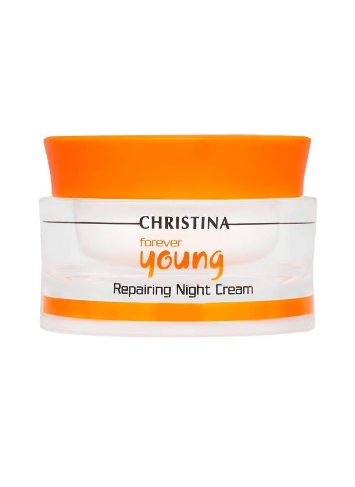 Christina Forever Young Ночной Восстанавливающий Крем, 50 мл